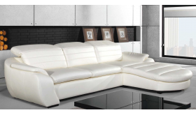 Sofa narożna Soprano 3FU+OT