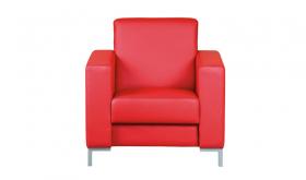 Fotel Czerwone Jabłko