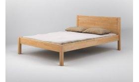 Łóżko drewniane na wymiar Kwarc