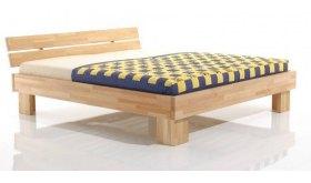 Łóżko drewniane 160x200 - Kodo 2