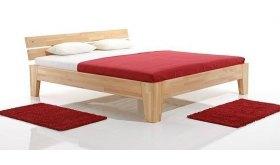 Łóżko drewniane 140 - na wymiar - Kodo