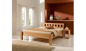 Łóżko drewniane 120x200 - Bend