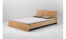 Łóżko z drewna bukowego Spinel