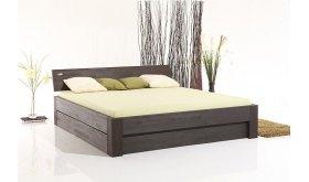 Łóżko drewniane 100x200 - Zorba