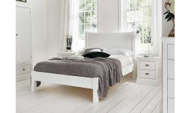 Łóżko w stylu angielskim Molis