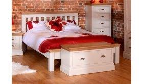 Łóżko w stylu prowansalskim Acer
