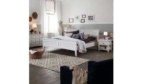 Skandynawskie łóżko West