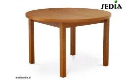 Okrągły stół drewniany Solano