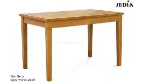 Stół drewniany nowoczesny Ebrus