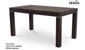 Nowoczesny stół drewniany Ursyd