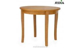 Stół drewniany okrągły Opus