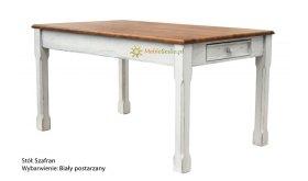Stół w stylu prowansalskim Szafran