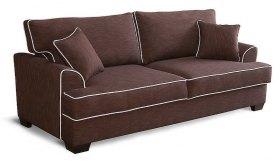 Klasyczna kanapa z lamówkami Holt 2
