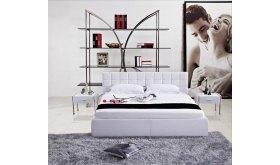 Nowoczesne łóżko tapicerowane Dario