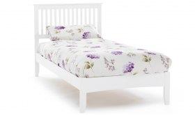Łóżko w stylu vintage Deko