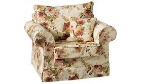 Fotel w stylu prowansalskim Brylant