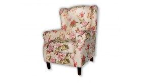 Fotel w stylu angielskim Bolero