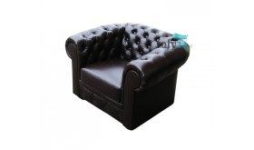 Sofa w stylu Chesterfield Retro
