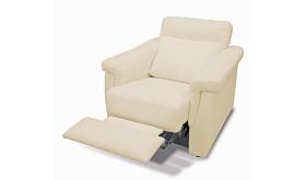 Fotel z funkcją relax Ebro