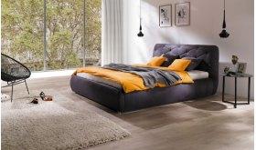 Nowoczesne łóżko pikowane Astro