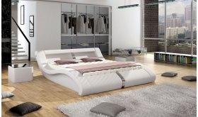 Tapicerowane łóżko do sypialni Bali
