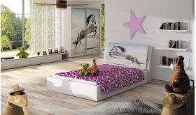 Łóżko Fabian