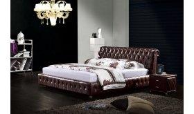 Łóżko chesterfield Loren