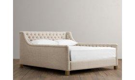 Łóżko w stylu hampton Atlanta