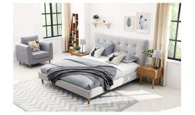Łóżko Malibu