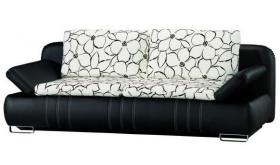 Sofa rozkładana z funkcją spania i pojemnikiem Katie 3