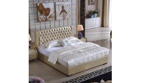 Łóżko tapicerowane Set