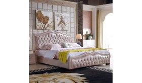 Łóżko tapicerowane Panama