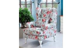 Klasyczny fotel tapicerowany Travis