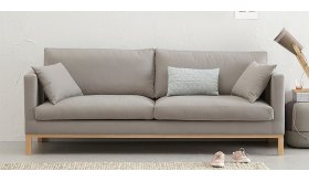 Minimalistyczna sofa Iga 205 cm