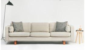 Skandynawska sofa Lotos na wymiar