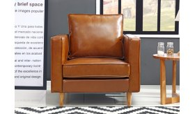 Nowoczesny fotel do salonu Iza