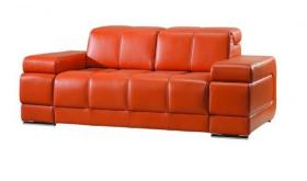 Nowoczesna sofa z regulowanym zagłówkiem Santi 2