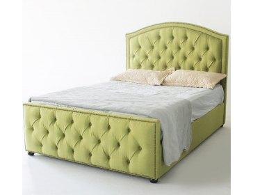 Klasyczne łóżka tapicerowane