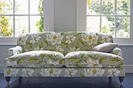sofa w aranżacji