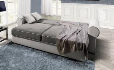 kanapa z pojemnikiem